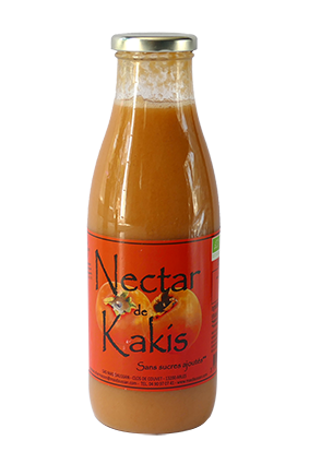 NECTAR DE KAKIS 75CL