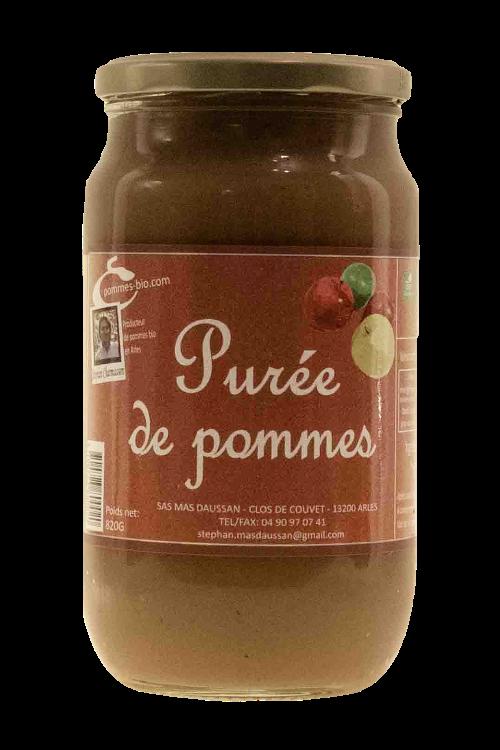 PURÉE DE POMMES POT 820GR