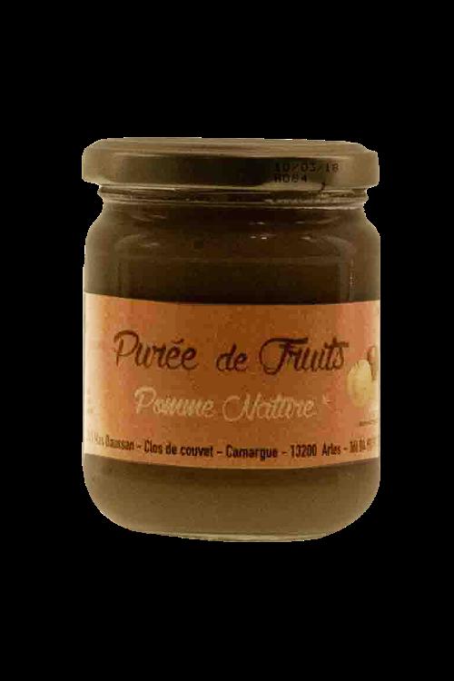 PURÉE DE POMMES POT DE 210 GR
