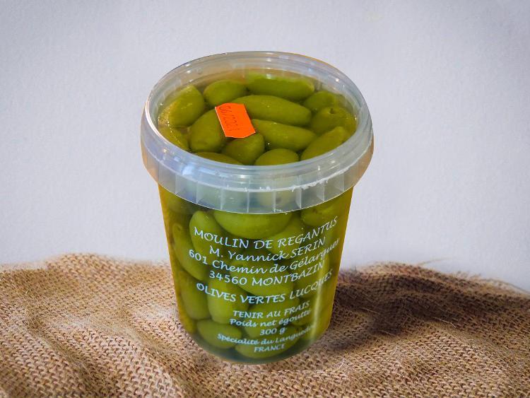 Pot d'olive lucque