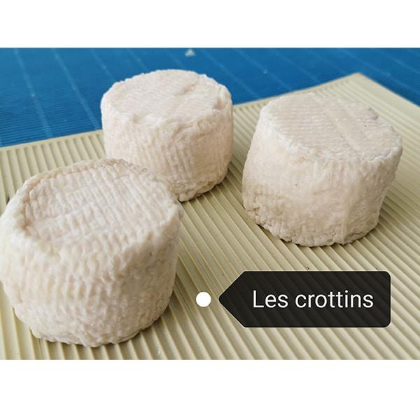 Crottin  90 gr FERME DE L'ETOURNEAU