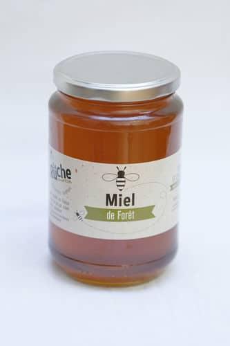 Miel de forêt 500g LA RUCHE MARTIN