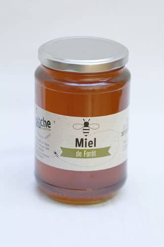 Miel de forêt 1kg LA RUCHE MARTIN