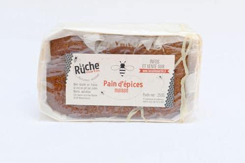 Pain d'épices à l'orange 250 G LA RUCHE MARTIN