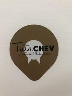 Yaourt de chèvre vanille 125 gr TATA CHEV'