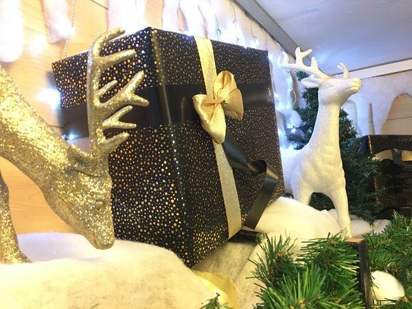 Grande Hotte de Noël 24X33cl