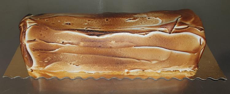 Omelette norvégienne 8/10 personnes vanille kinder bueno / framboise