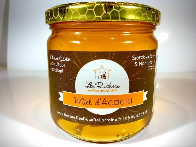 Miel d'Acacia, 500 Gr.