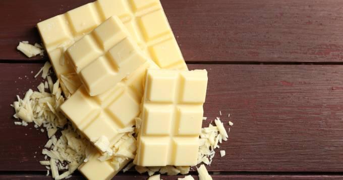 Glace Chocolat Blanc 1 Litre