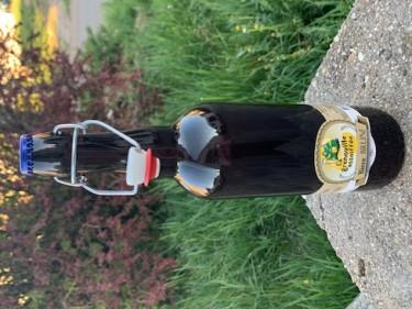 Bière brune 75 cl