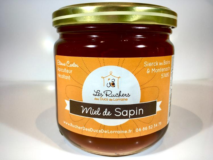 Miel de Sapin, 500 Gr.