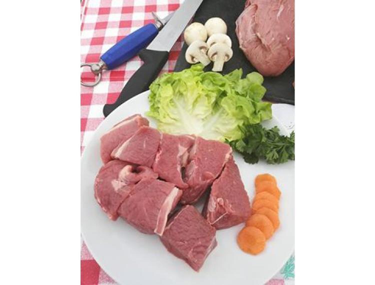 Blanquette de veau bas-carré ** (1kg )