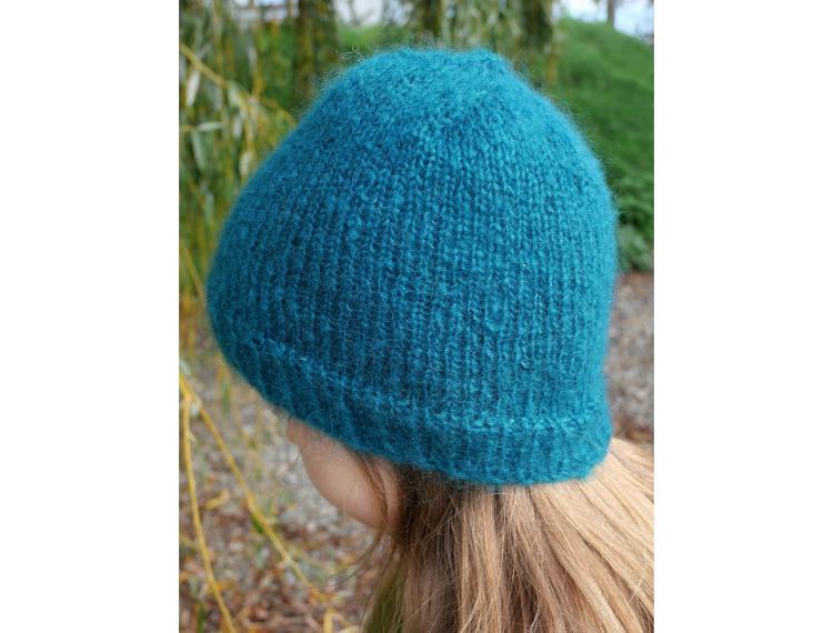 Bonnet étoilé mohair Cocoon coloris au choix