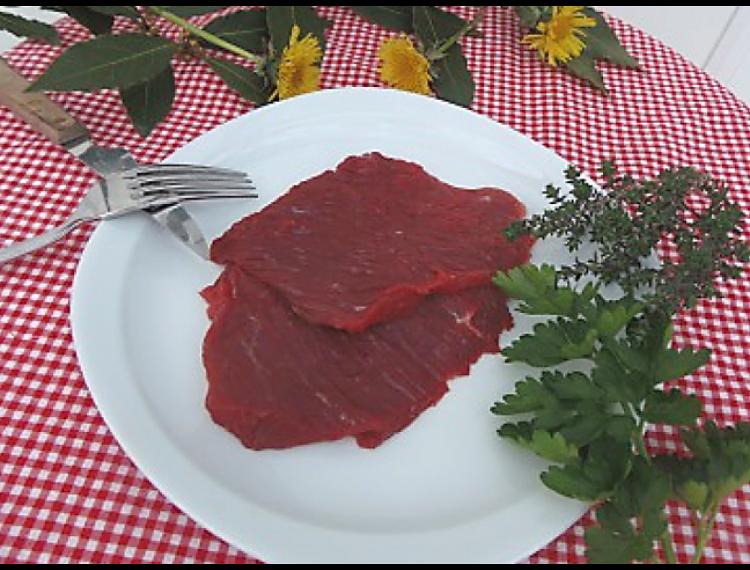 2 steaks *** - race Parthenaise