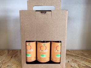 Cidre  Bio 6x33 cl
