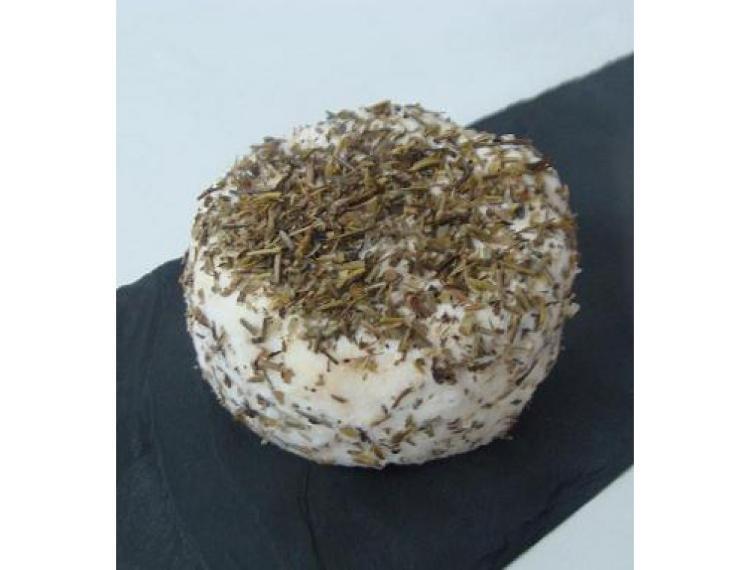 Rond chèvre frais aux herbes de provence - 160 g - From' en Chèvre