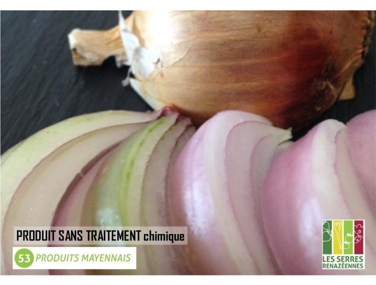 Oignons rose-0.500kg