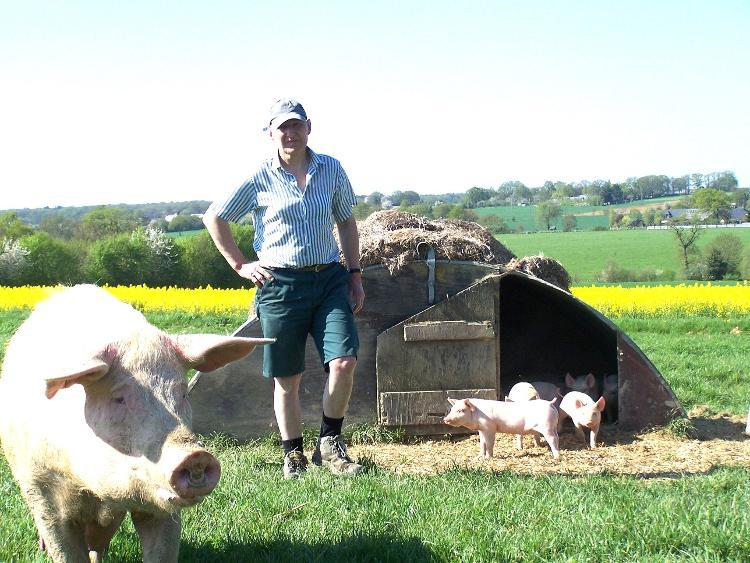 - ANTICIPEZ cette semaine  !!!  pas de porc semaines 44 et 45  - Prochaine livraison jeudi 18/11 -  Porcs nés en plein-air - Ferme la Janvrie -