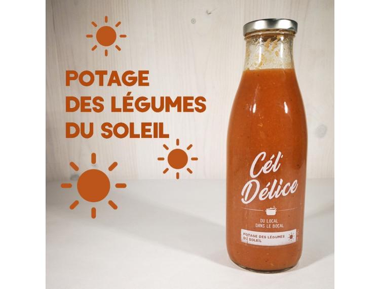 Potage Légumes du soleil