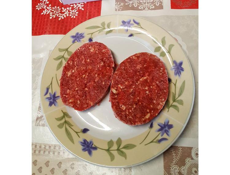 Le HACHÉ FERMIER 2 steaks hachés surgelés