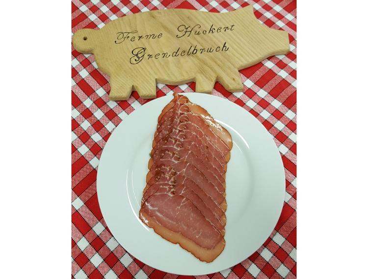 bacon 100gr