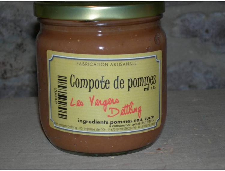 compote de Pommes 425 ml