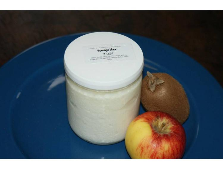 Fromage Blanc 400ml AB