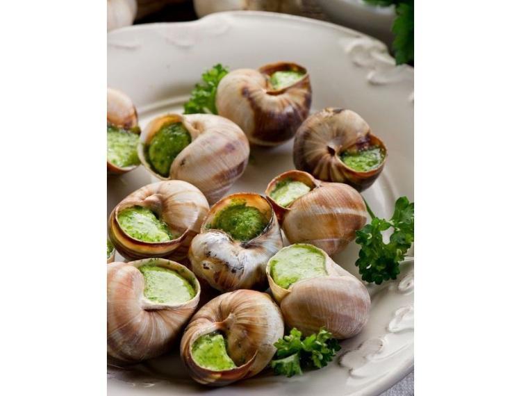 Escargot en coquille par 12 surgelé