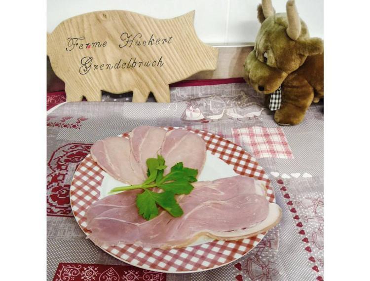 jambon blanc (400gr)
