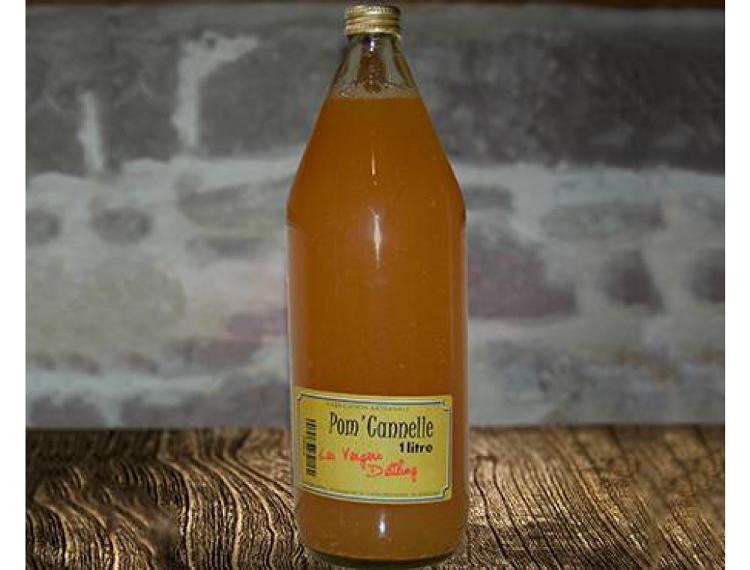 Jus de Pommes-Cannelle 1 L