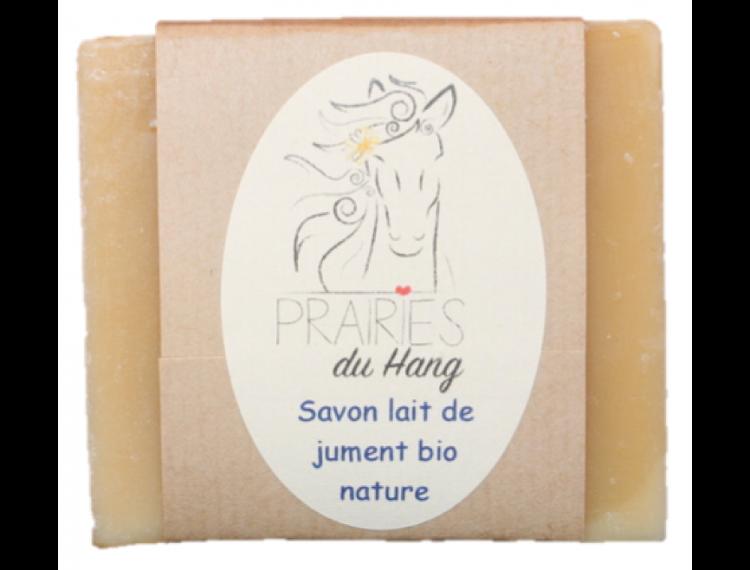 savon au lait de jument bio nature