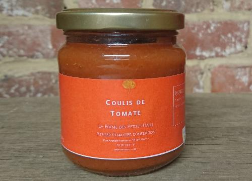 Coulis tomate