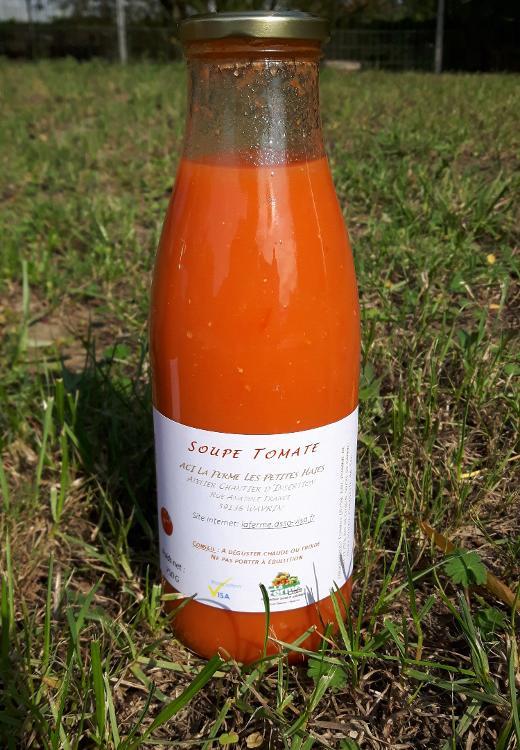 Soupe Tomate/ Courgette