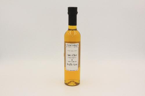 Huile d'Olive vierge extra 99% & arôme naturel de Truffe Noire