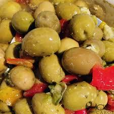 Olive Madrilène
