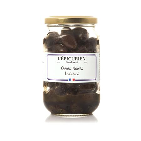 Olives Noires Lucques