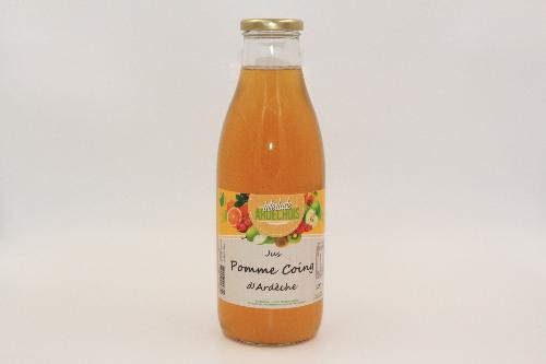 Jus Pomme Coing