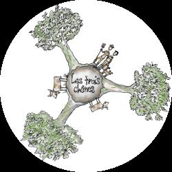 Ferme des trois chênes - Le longeron