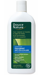 shampooing équilibrant anti-pelliculaire - Douce Nature - 0,3 L