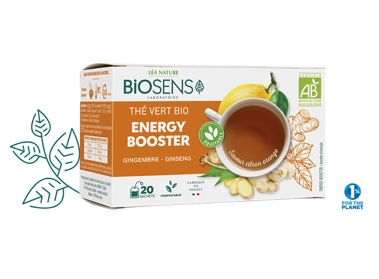 the energy booster BIO 30 GR