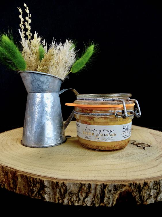 Foie Gras de Canard Entier Pasteurisé 130gr