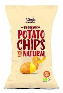 CHIPS NATURE - 125g - TRAFO