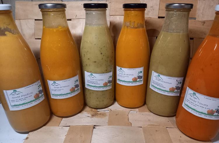 Pack découverte- 6 soupes