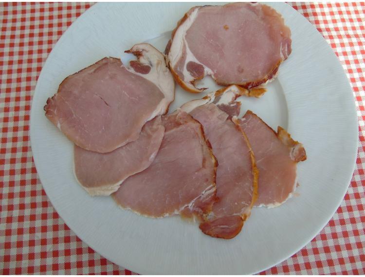 Bacon tranché 200g - -la ferme des blanches terres