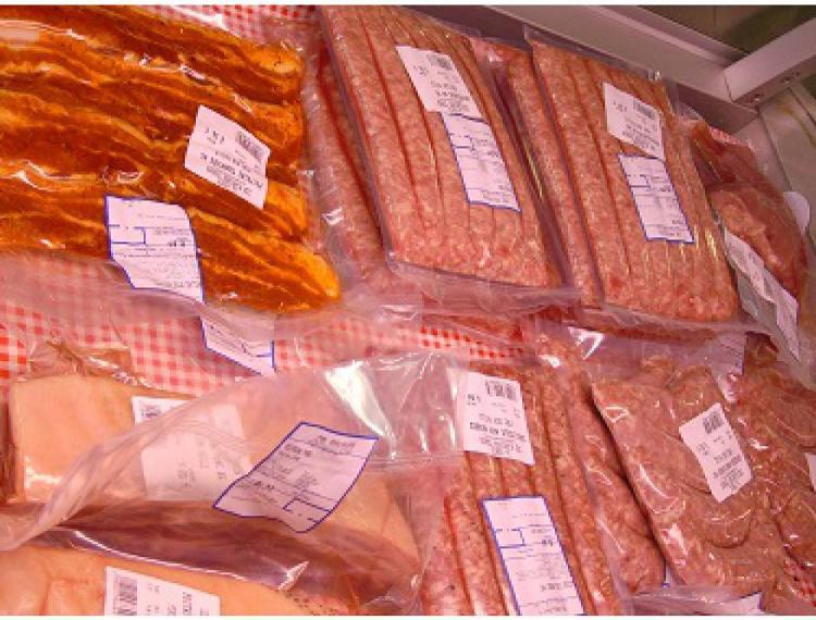 Caissette 3kg barbecue nature - la ferme des blanches terres
