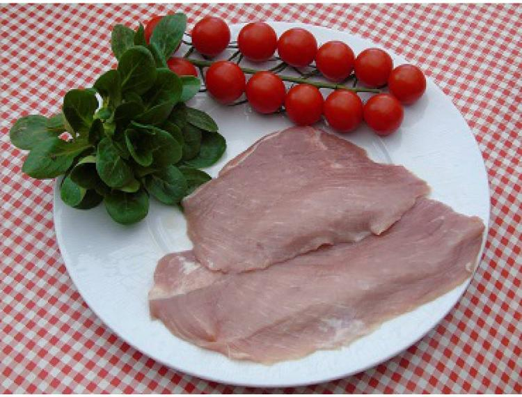 Escalopes de porc - 220g par 2 - la ferme des blanches terres