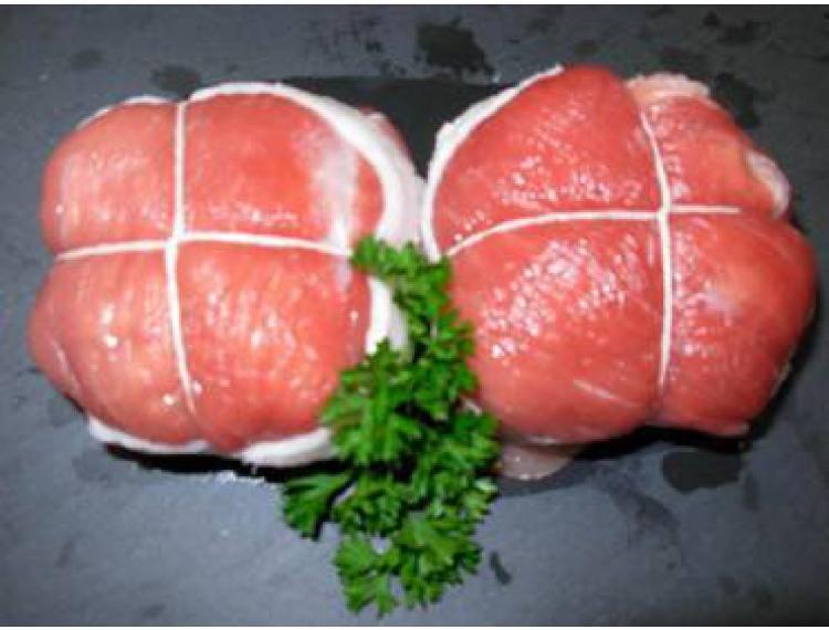 Paupiettes pur porc 390 g par 2 - La Ferme des Blanches Terres