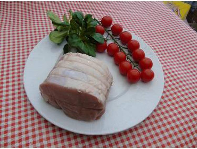 Rôti de porc filet-500 g-la ferme des blanches terres