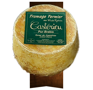 Fromage brebis, portion 1kg
