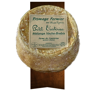 Fromage vache brebis, portion 500g